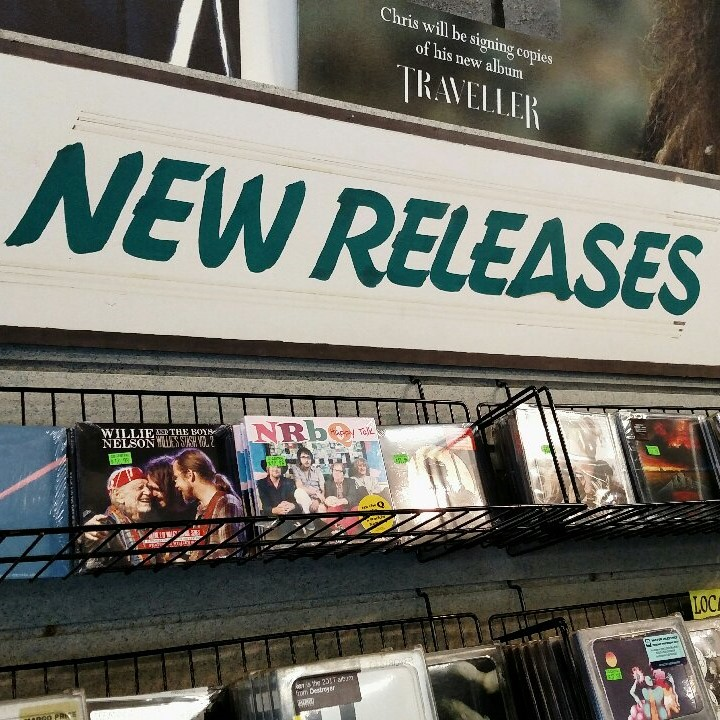 New Releases — October 19, 2018 – CD Central